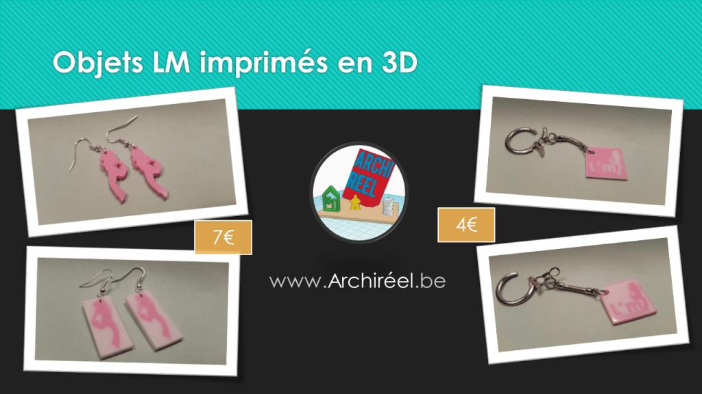Archiréel - LM Objets