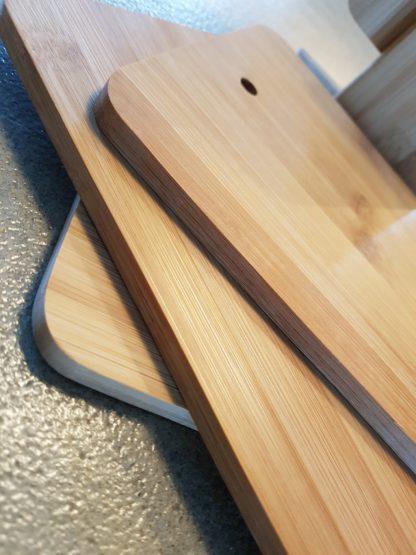 planches de bambou pour plancha