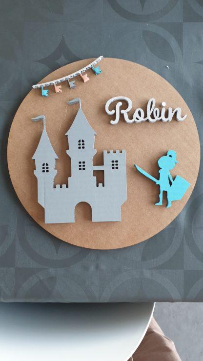 Le Cercle Prénom Robin