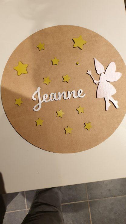 Le Cercle Prénom Jeanne