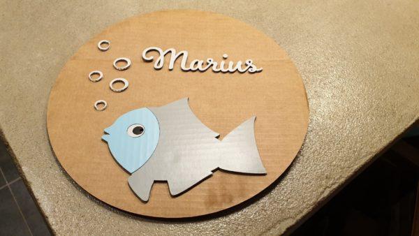 Le cercle Marius sur le thème des poissons