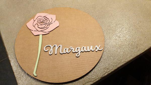 Le cercle Margaux sous le thème de la rose