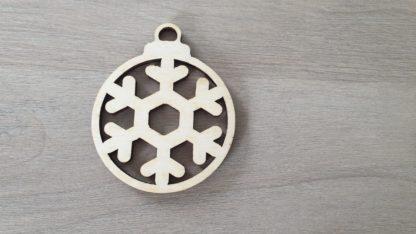 Modèle Plywood Centre Hexagone