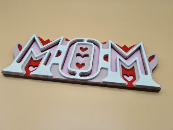 Le panneau Totem de Mom