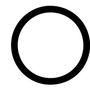 Forme de Cercle en MDF